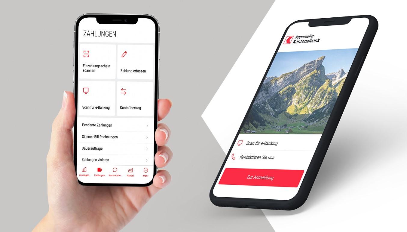 Mobile Banking News Neu App